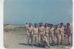 دوره باز آموزی جنگی کار کنان دانشگاه مازندران در سال 1365 001